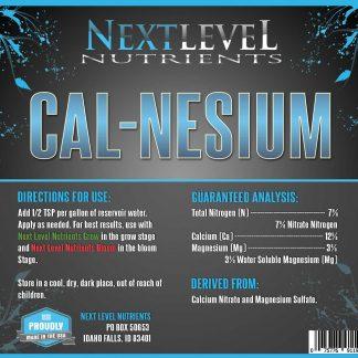 NLN-Cal-Nesium-Label