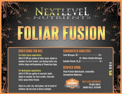 NLN-Foliar-Fusion-Label-