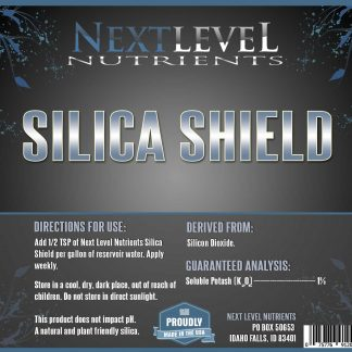 NLN-Silica-Shield-Label