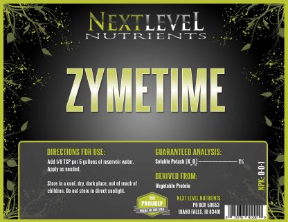 NLN-Zymetime-Label