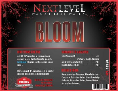 NLN-Bloom-Label-