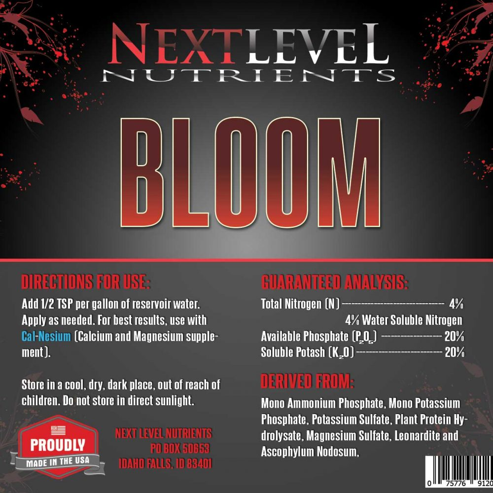 NLN-Bloom-Label